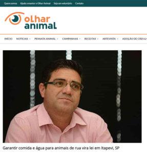 Imprensa especializada repercute ações dos vereadores de Itapevi em prol da defesa animal 16306061573 6c4d5bdc8d o 1