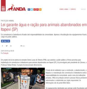 Imprensa especializada repercute ações dos vereadores de Itapevi em prol da defesa animal 16306061573 6c4d5bdc8d o 21